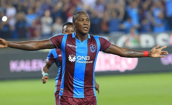 Trabzonspor'un silahı Rodallega