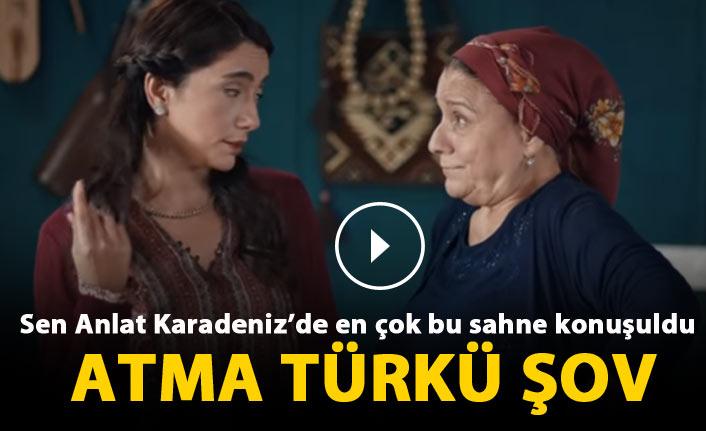 Sen Anlat Karadeniz'de türkülü atışma - 31. bölüm fragmanı yayınlandı mı?