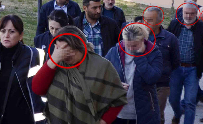 Amasya'da fuhuş operasyonu: 5 tutuklu
