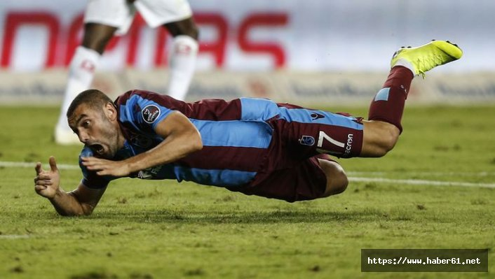 Trabzonspor'da 61 Milyonluk operasyon