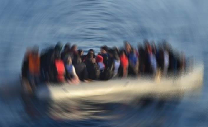 Denizlerde 1 haftada 275 göçmen yakalandı
