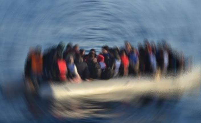 Mahsur kalan 40 göçmen için operasyon başlatıldı