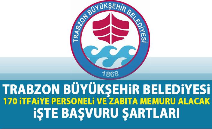 Büyükşehir Belediyesi 170 personel alacak