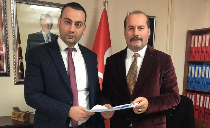 MHP'den Ortahisar'a bir aday daha