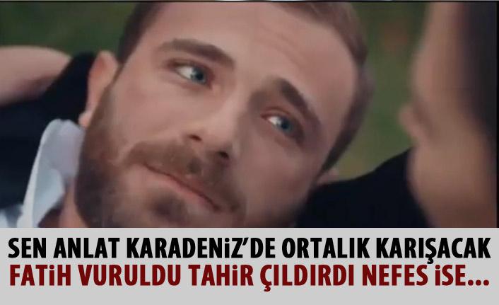 Sen Anlat Karadeniz'de Fatih vuruldu - 32. bölüm fragmanı yayınlandı mı?