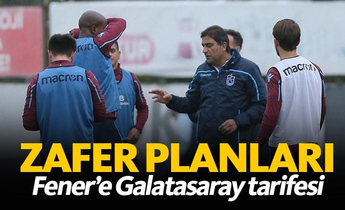 Trabzonspor'da zafer planları