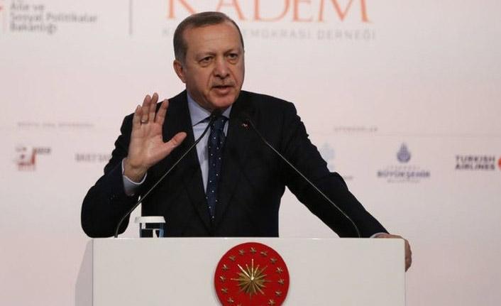 """Cumhurbaşkanı Erdoğan: """"Biz bir numarayız"""""""