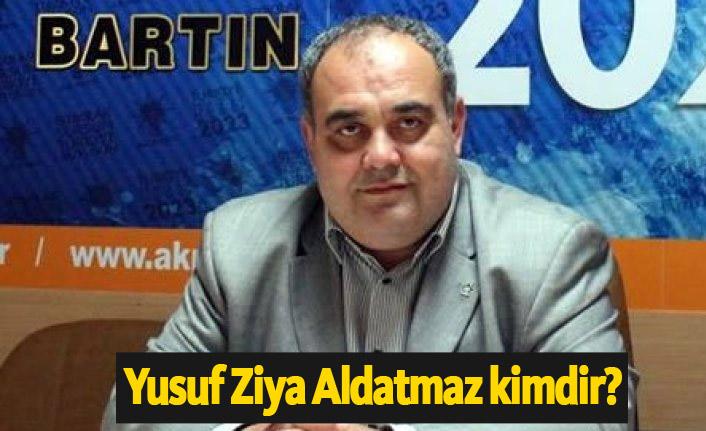 AK Parti Bartın Belediye Başkan Adayı Yusuf Ziya Aldatmaz kimdir?