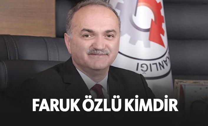 AK Parti Düzce Belediye Başkan Adayı Faruk Özlü oldu! Faruk Özlü kimdir