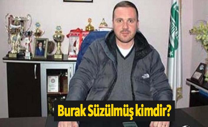 AK Parti Kırklareli Belediye Başkan adayı Burak Süzülmüş kimdir?
