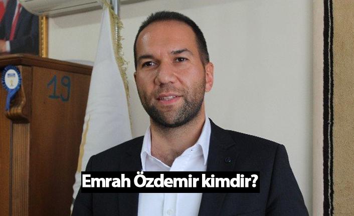 Niğde Belediye Başkan Adayı Emrah Özdemir kimdir?