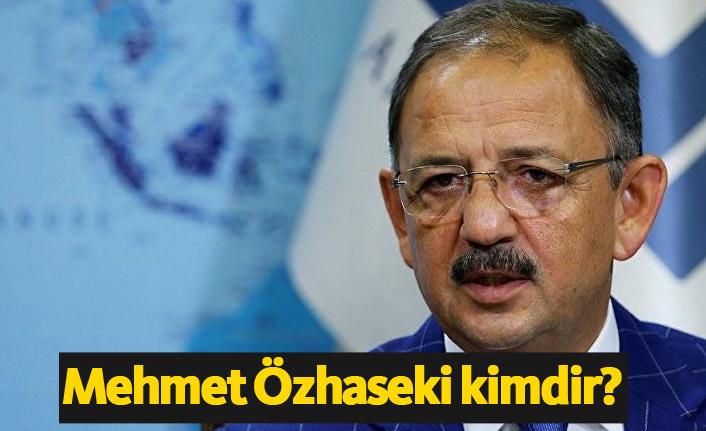 AK Parti Ankara Büyükşehir Belediye Başkan Adayı Mehmet Özhaseki kimdir?