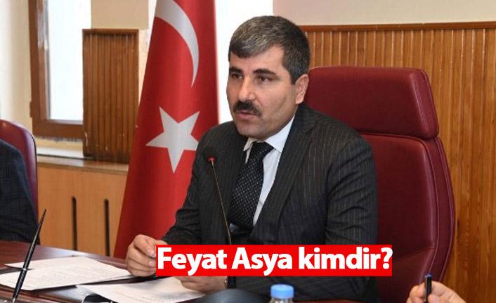 AK Parti Muş Belediye Başkan adayı Feyat Asya kimdir?