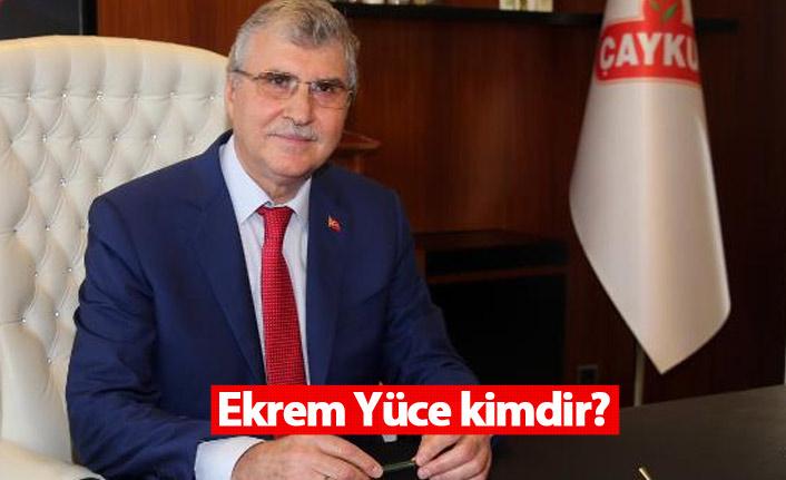 Ak Parti Sakarya Büyükşehir Belediye Başkan Adayı Ekrem Yüce kimdir?