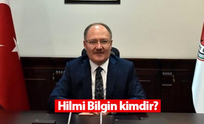AK Parti Sivas Belediye Başkan Adayı Hilmi Bilgin kimdir?