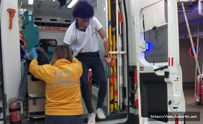 Öğrenci okul çıkışı bıçaklandı