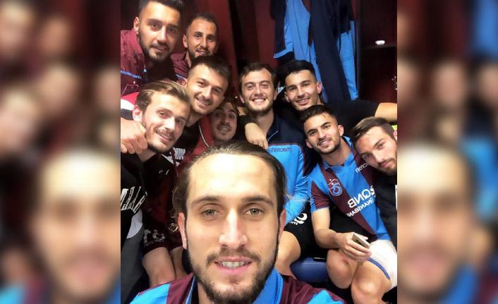 Trabzonspor'da sadece Olcay...