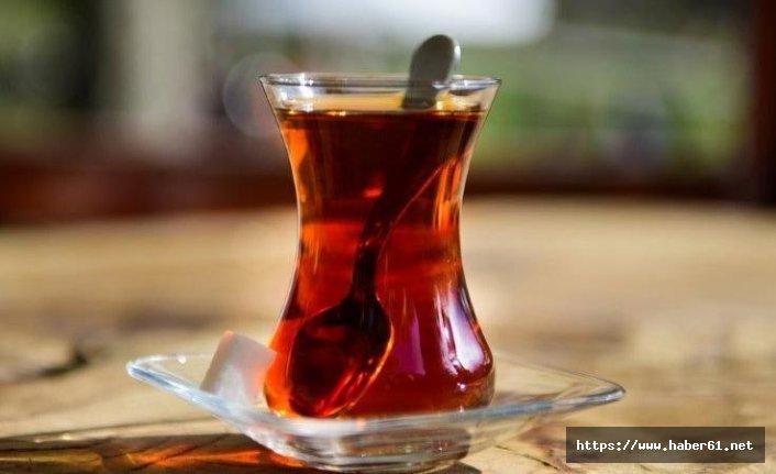 Türk çayı dünyaya tanıtılacak