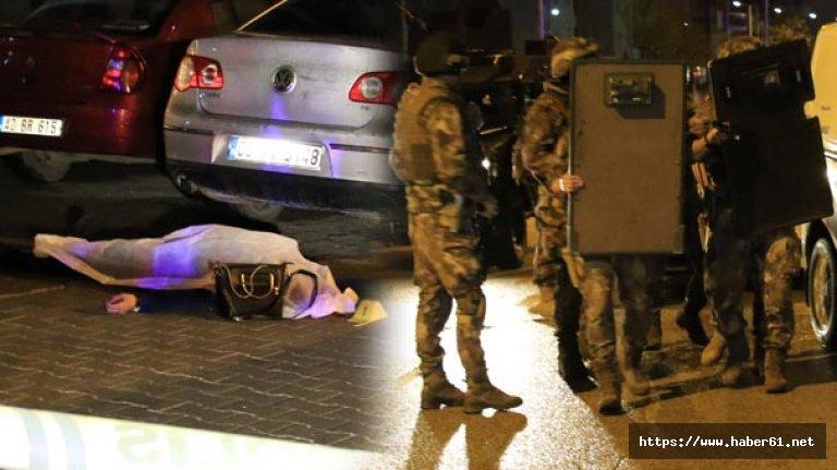 Ankara'da vahşet! Evinin önünde öldürdü