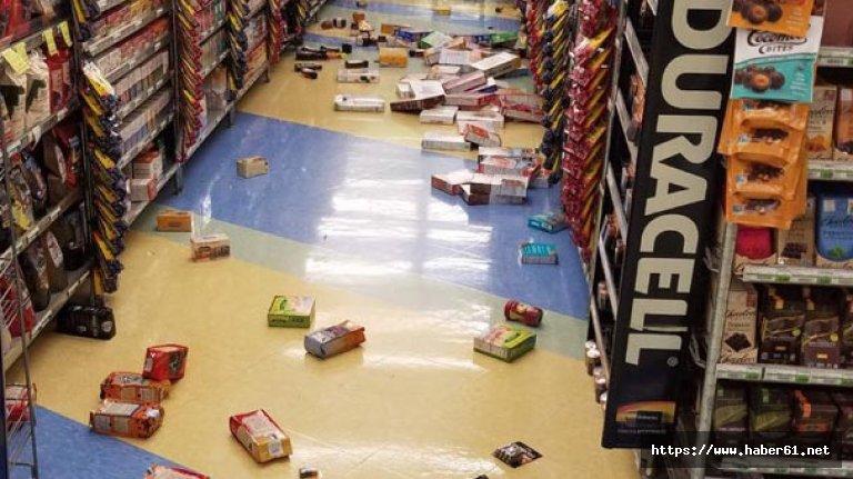 ABD'de tsunami alarmı