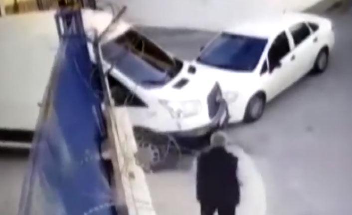 İstanbul'da güpegündüz hırsızlık yaptılar
