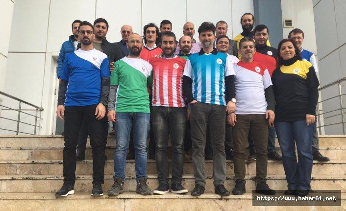 Mehmet Tan Salon Futbol Turnuvası başlıyor