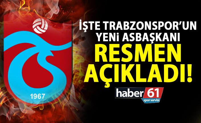 Ahmet Ağaoğlu yeni asbaşkanını resmen açıkladı!