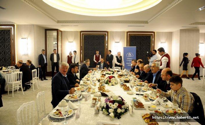 Sürmeneli iş adamları Bursa'da buluştu