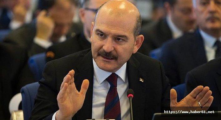Süleyman Soylu'dan o gazeteye sert yanıt