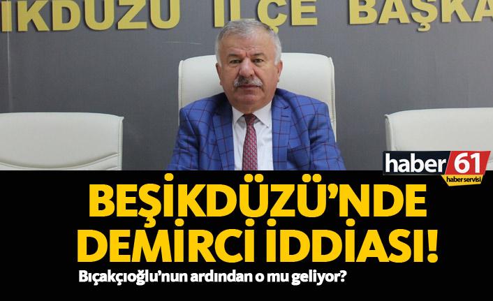 AK Parti Beşikdüzü'nde Harun Demirci iddiaları!