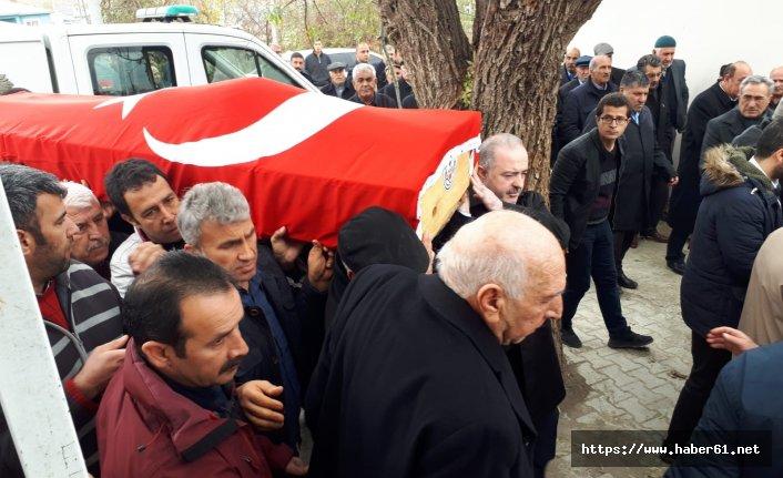 AK Parti'li vekilin kardeşi son yolculuğuna uğurlandı