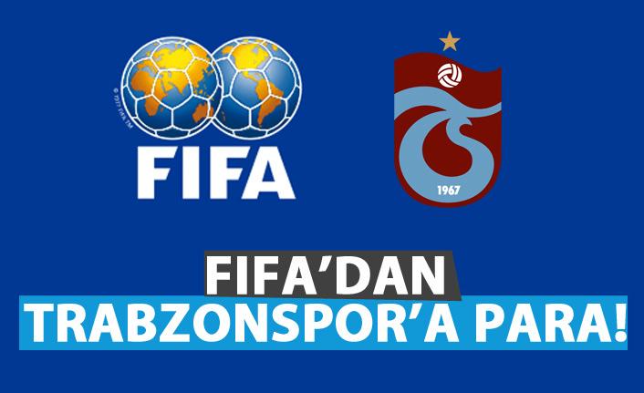 FIFA'dan Trabzonspor'a ödeme gelecek