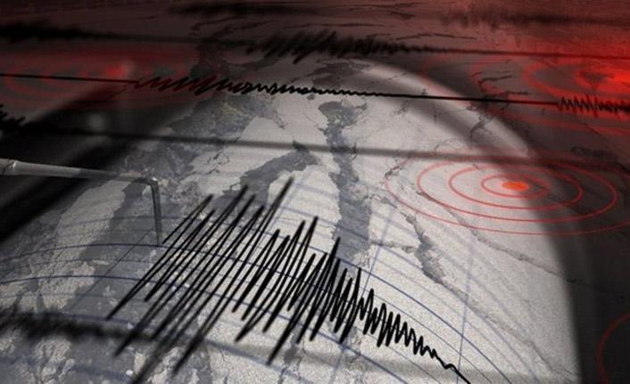 7,5'lik depremle sarsıldılar