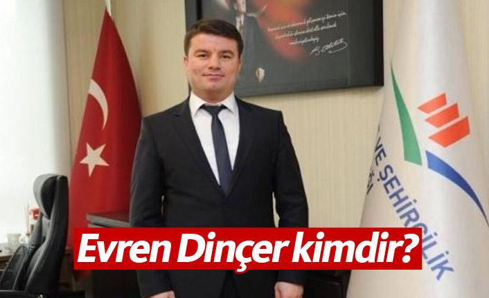 AK Parti Aksaray Belediye Başkan Adayı Evren Dinçer kimdir?