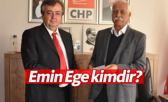 CHP Karaman Belediye Başkan Adayı Emin Ege kimdir?