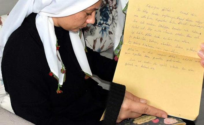 Eşine yazdığı mektuplar ölümünden sonra ortaya çıktı