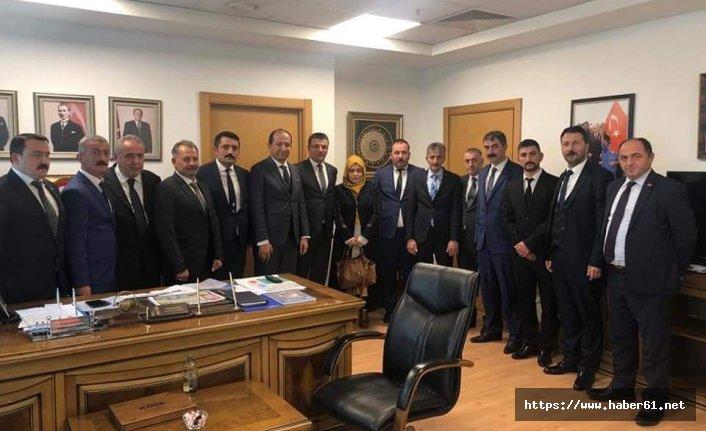 Rize'de MHP'nin 4 ilçe belediye başkan adayı belli oldu
