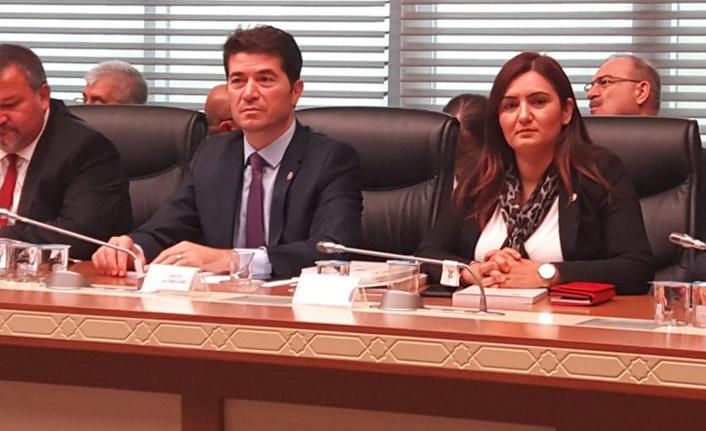 CHP'li Kaya ''Vatandaş TOKİ'den ev almadı, dert aldı''