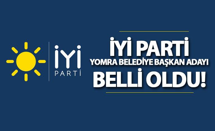 İyi Parti Yomra Belediye Başkan Adayı belli oldu!