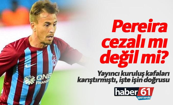 Pereira'ya önemli uyarı! Beşiktaş maçında lazımsın!