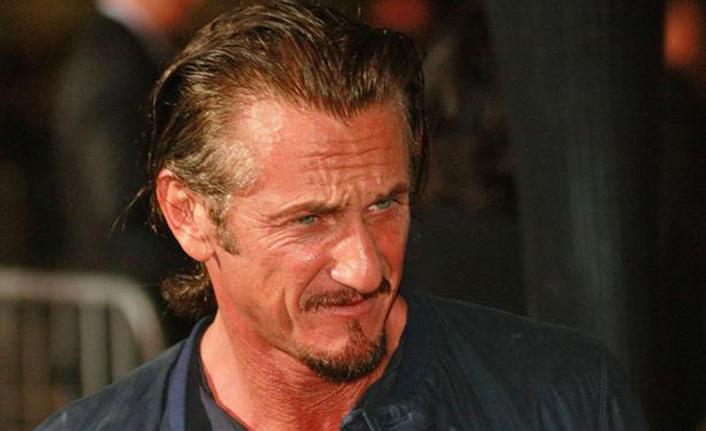 Sean Penn Türkiye'den ayrıldı.