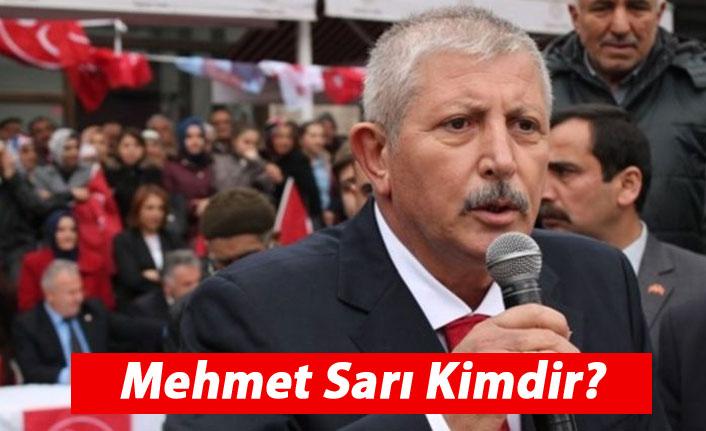 MHP Amasya Belediye Başkan Adayı Mehmet Sarı Kimdir?