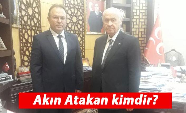 MHP Bilecik Belediye Başkan Adayı Akın Atakan kimdir?