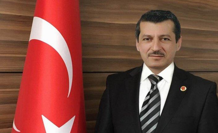 Trabzonlu muhtar kensere yenik düştü