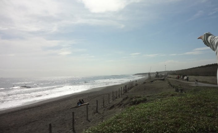 Küresel ısınma Japonya plajlarını ortadan kaldırabilir