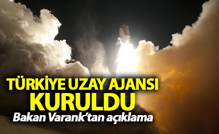 Türkiye Uzay Ajansı kuruldu - 20 yıllık rüya gerçek oldu