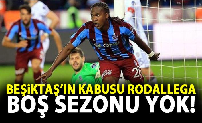 Rodallega'nın Beşiktaşı boş geçtiği sezon yok!