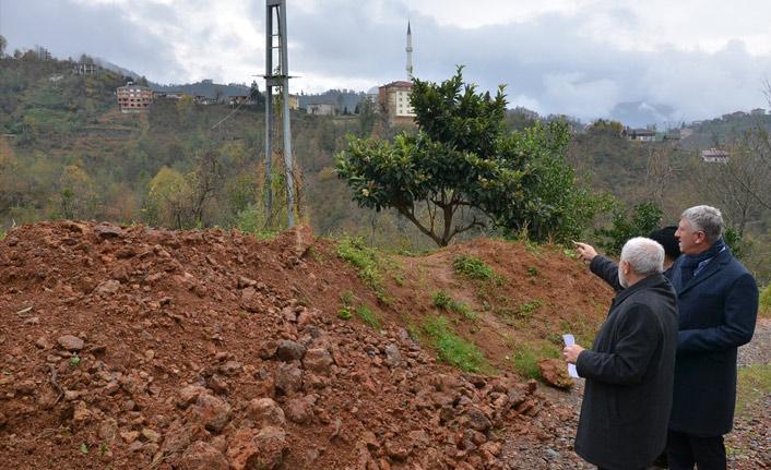 Başkan Sarıalioğlu mahalle ziyaretlerini sürdürüyor