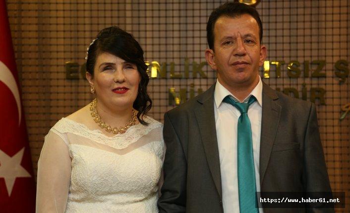 Sürpriz teklif evlilikle sonuçlandı