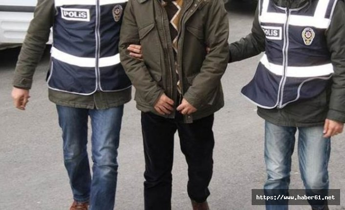 Samsun'da hırsızlık iddiası üzerine 4 kişi tutuklandı